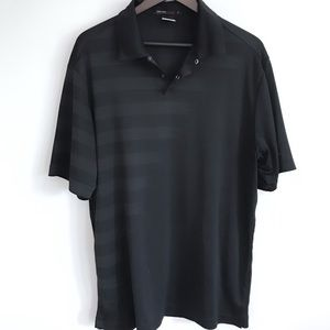 Nike Dri-Fit Tiger Woods Collection Golf Shirt